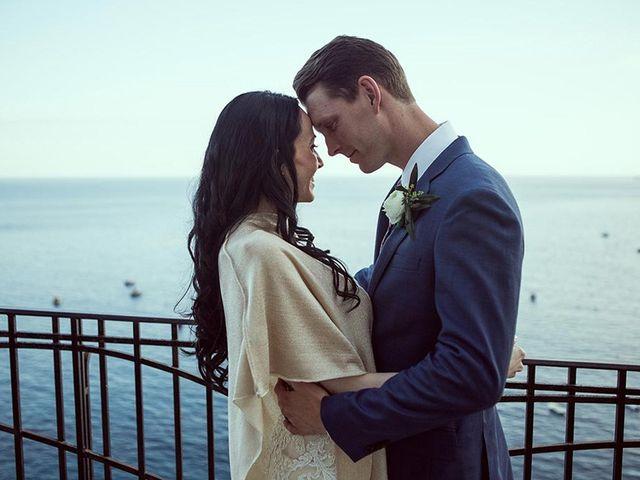 Il matrimonio di Nicholas e Danielle a Positano, Salerno 31