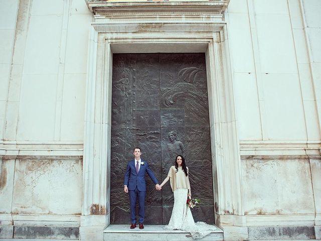 Il matrimonio di Nicholas e Danielle a Positano, Salerno 35
