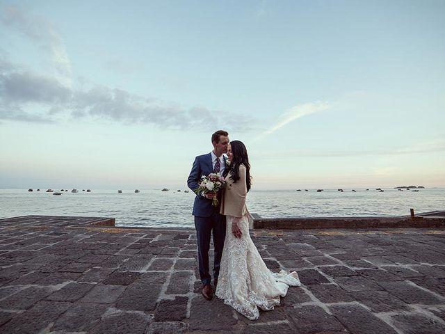 Il matrimonio di Nicholas e Danielle a Positano, Salerno 39
