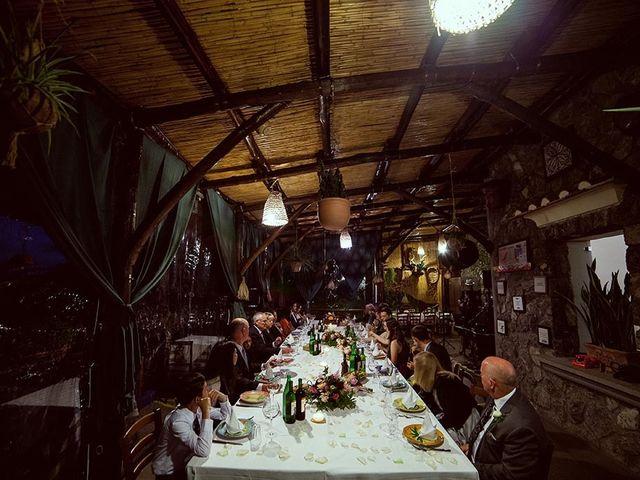 Il matrimonio di Nicholas e Danielle a Positano, Salerno 41