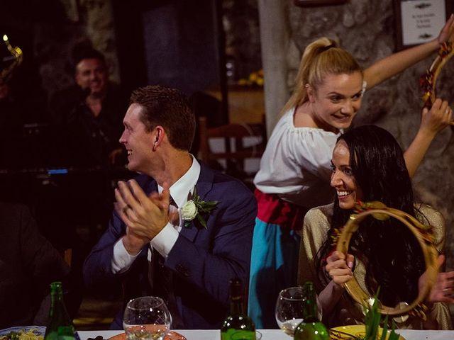 Il matrimonio di Nicholas e Danielle a Positano, Salerno 43