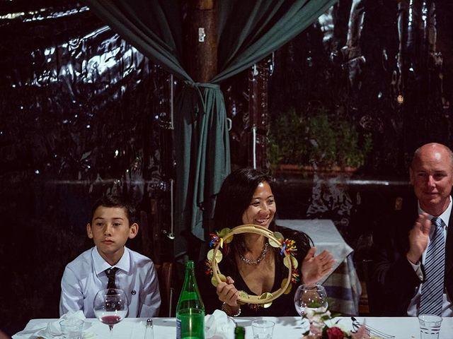 Il matrimonio di Nicholas e Danielle a Positano, Salerno 44