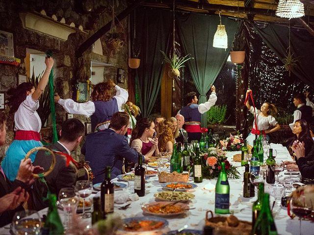 Il matrimonio di Nicholas e Danielle a Positano, Salerno 45