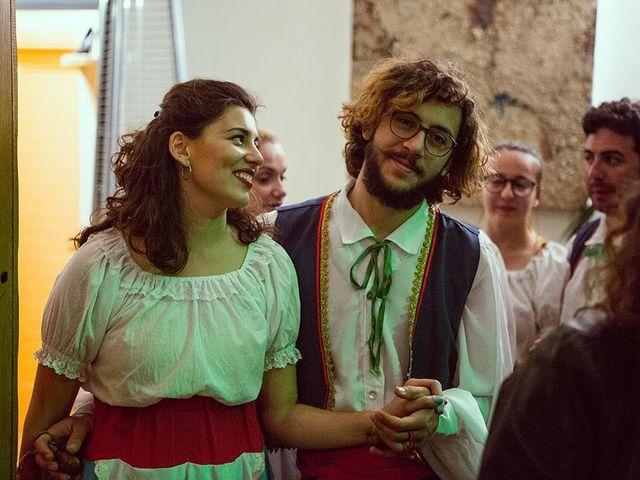 Il matrimonio di Nicholas e Danielle a Positano, Salerno 46