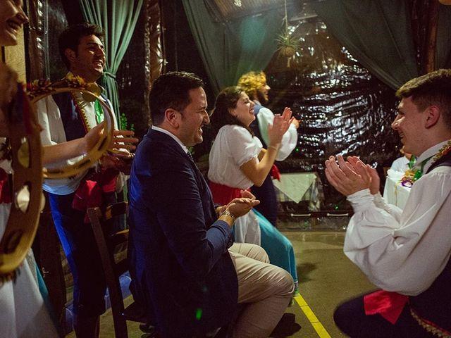 Il matrimonio di Nicholas e Danielle a Positano, Salerno 47