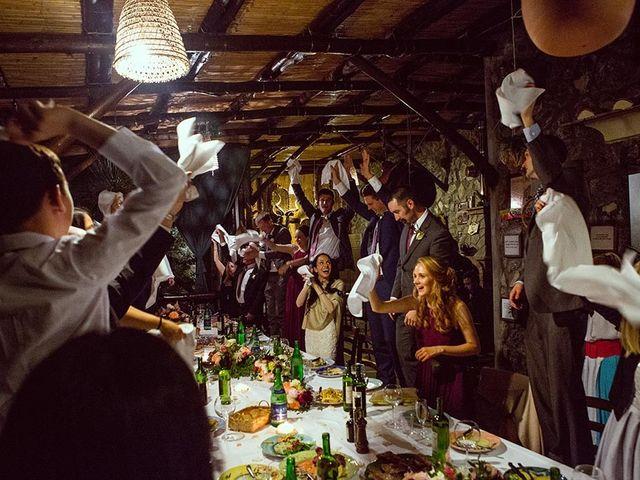 Il matrimonio di Nicholas e Danielle a Positano, Salerno 48
