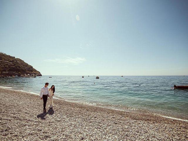 Il matrimonio di Nicholas e Danielle a Positano, Salerno 50