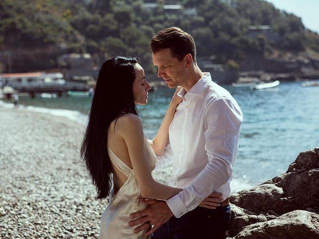 Il matrimonio di Nicholas e Danielle a Positano, Salerno 55