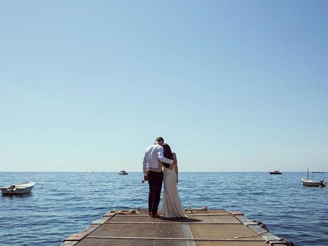 Il matrimonio di Nicholas e Danielle a Positano, Salerno 60