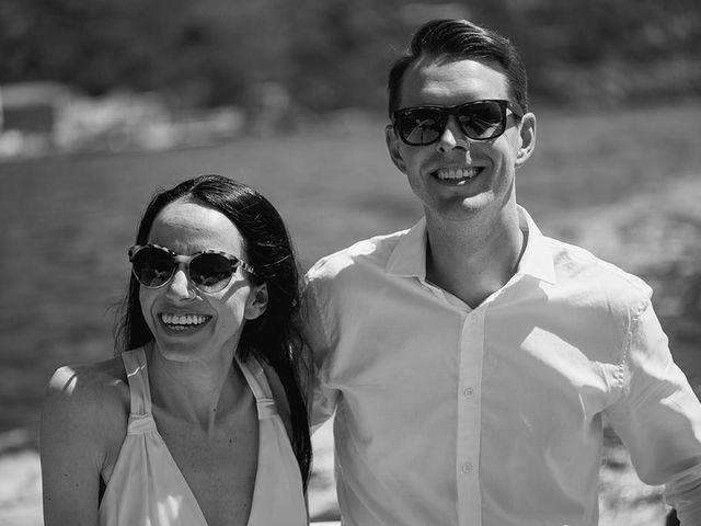 Il matrimonio di Nicholas e Danielle a Positano, Salerno 65