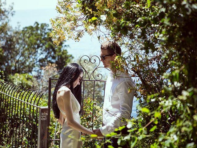 Il matrimonio di Nicholas e Danielle a Positano, Salerno 70
