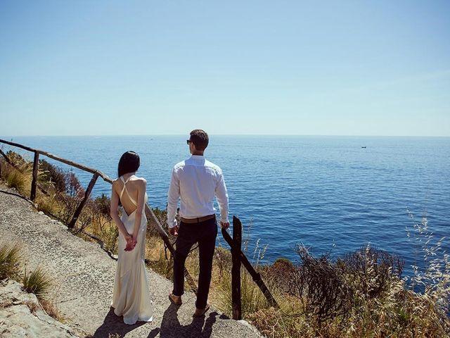 Il matrimonio di Nicholas e Danielle a Positano, Salerno 72