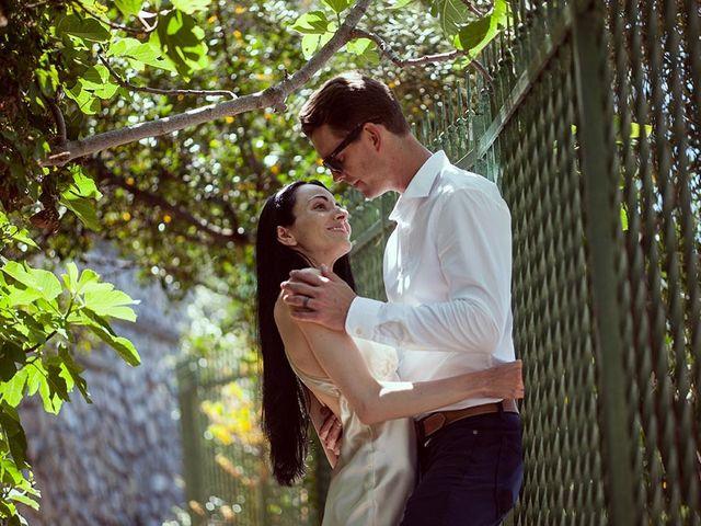 Il matrimonio di Nicholas e Danielle a Positano, Salerno 74
