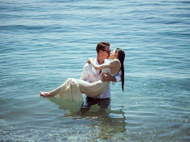 Il matrimonio di Nicholas e Danielle a Positano, Salerno 78