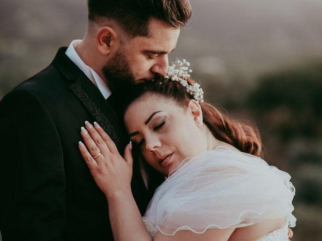 Le nozze di Luisa e Salvatore