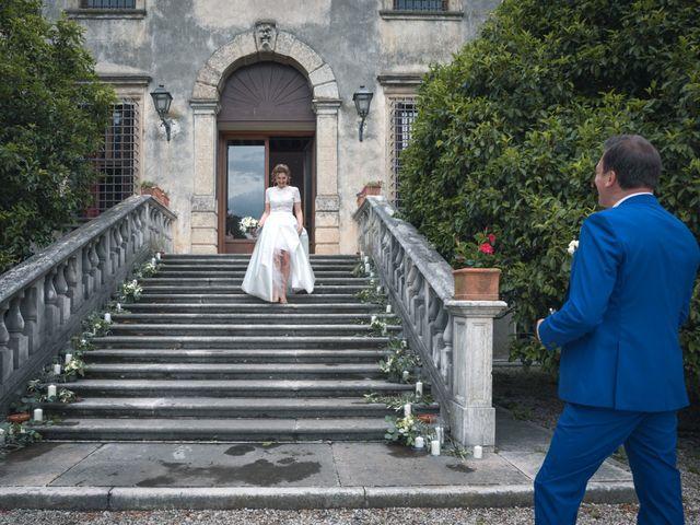 Il matrimonio di Stephane e Carine a Verona, Verona 13
