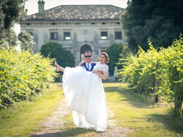 Il matrimonio di Stephane e Carine a Verona, Verona 1
