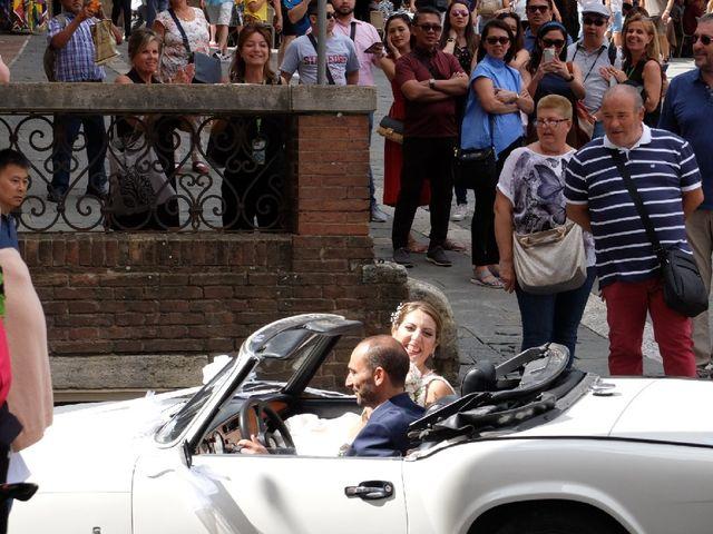 Il matrimonio di Roberto e Vittoria a Siena, Siena 3