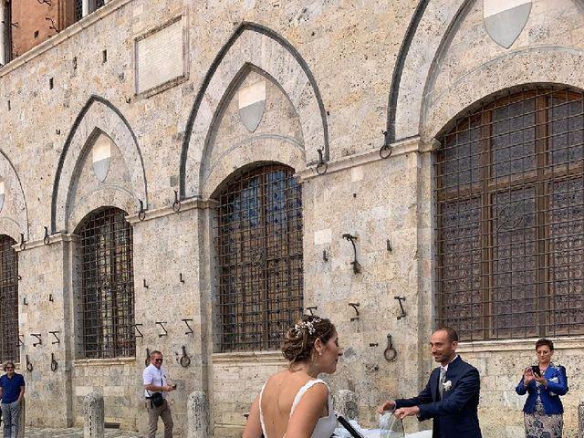 Il matrimonio di Roberto e Vittoria a Siena, Siena 6
