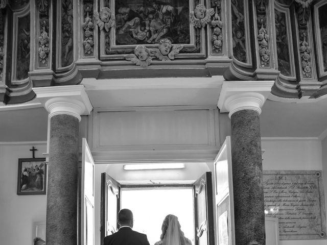 Il matrimonio di Simone e Valentina a Lipari, Messina 3