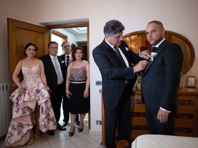 Il matrimonio di Pasquale e Fabiola a San Ferdinando, Reggio Calabria 9