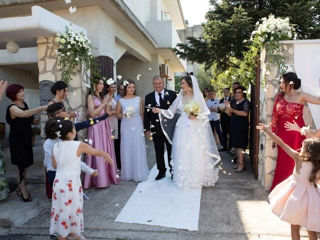 Il matrimonio di Pasquale e Fabiola a San Ferdinando, Reggio Calabria 27