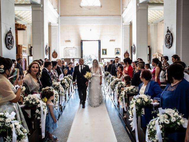 Il matrimonio di Pasquale e Fabiola a San Ferdinando, Reggio Calabria 31
