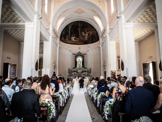 Il matrimonio di Pasquale e Fabiola a San Ferdinando, Reggio Calabria 32