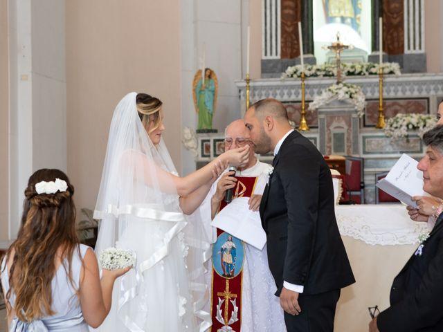 Il matrimonio di Pasquale e Fabiola a San Ferdinando, Reggio Calabria 35