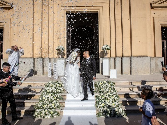 Il matrimonio di Pasquale e Fabiola a San Ferdinando, Reggio Calabria 39