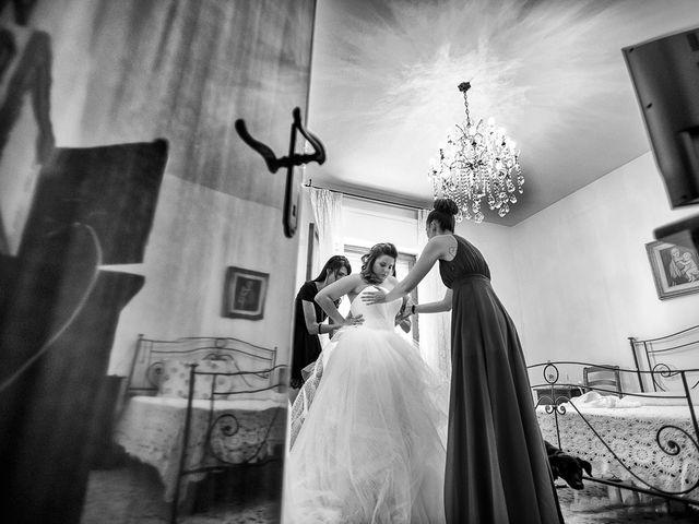 Il matrimonio di Stefano e Erika a Portoferraio, Livorno 9
