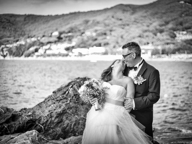 Il matrimonio di Stefano e Erika a Portoferraio, Livorno 12