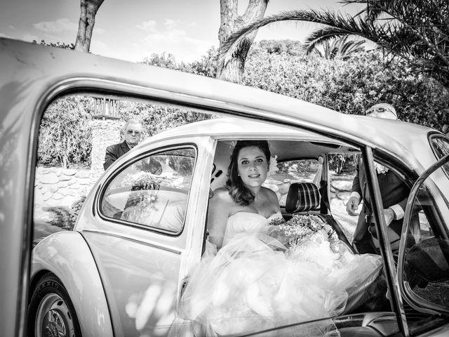 Il matrimonio di Stefano e Erika a Portoferraio, Livorno 14