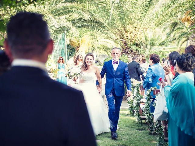 Il matrimonio di Stefano e Erika a Portoferraio, Livorno 16