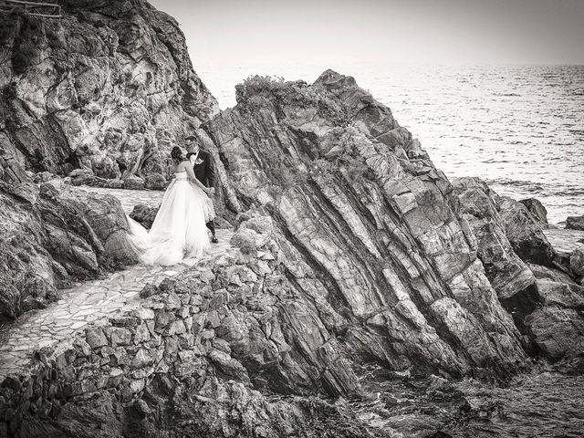 Il matrimonio di Stefano e Erika a Portoferraio, Livorno 26