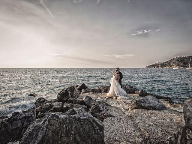 Il matrimonio di Stefano e Erika a Portoferraio, Livorno 1