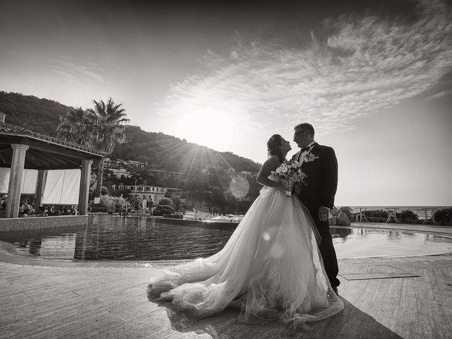 Il matrimonio di Stefano e Erika a Portoferraio, Livorno 33