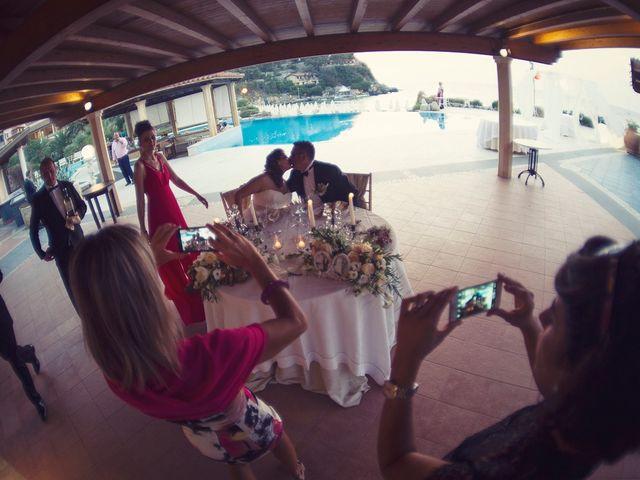 Il matrimonio di Stefano e Erika a Portoferraio, Livorno 38
