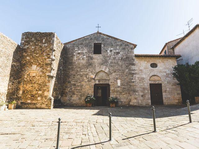Il matrimonio di Alessio e Silvia a Manciano, Grosseto 19
