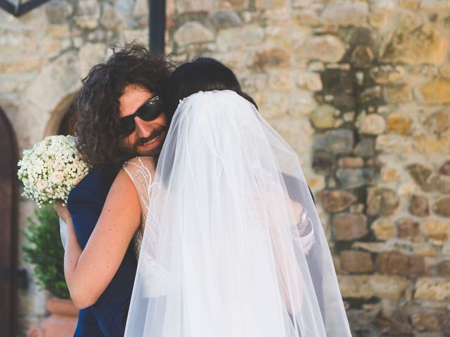 Il matrimonio di Alessio e Silvia a Manciano, Grosseto 29