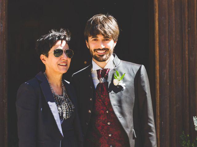 Il matrimonio di Alessio e Silvia a Manciano, Grosseto 30
