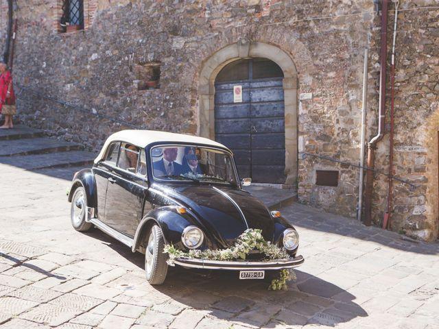 Il matrimonio di Alessio e Silvia a Manciano, Grosseto 32