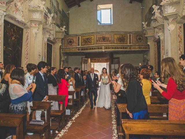 Il matrimonio di Alessio e Silvia a Manciano, Grosseto 33