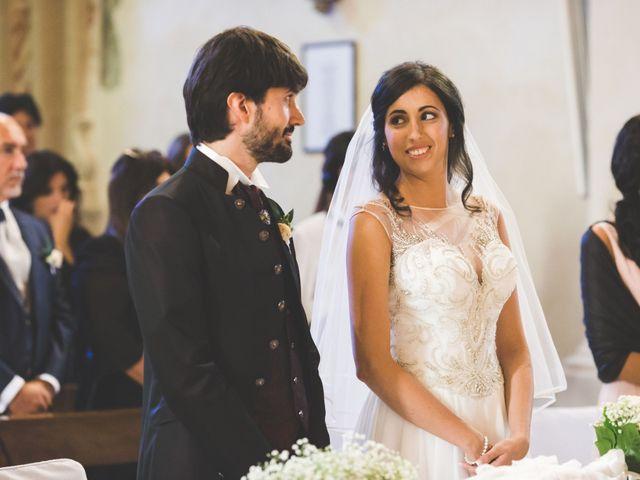 Il matrimonio di Alessio e Silvia a Manciano, Grosseto 35