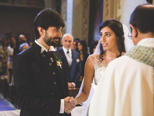 Il matrimonio di Alessio e Silvia a Manciano, Grosseto 36