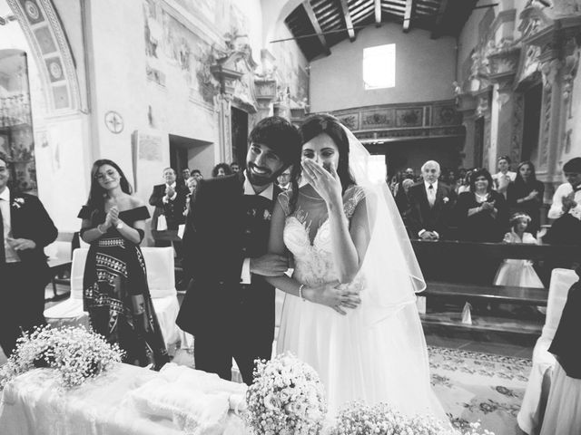 Il matrimonio di Alessio e Silvia a Manciano, Grosseto 38