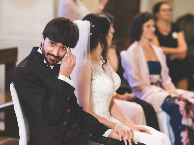 Il matrimonio di Alessio e Silvia a Manciano, Grosseto 40
