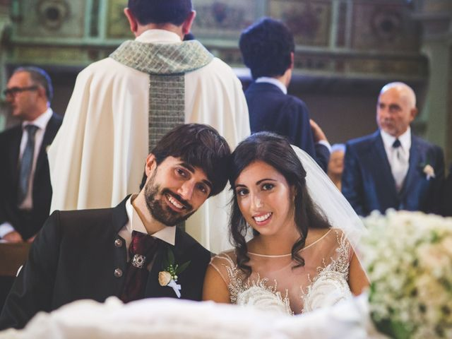 Il matrimonio di Alessio e Silvia a Manciano, Grosseto 43