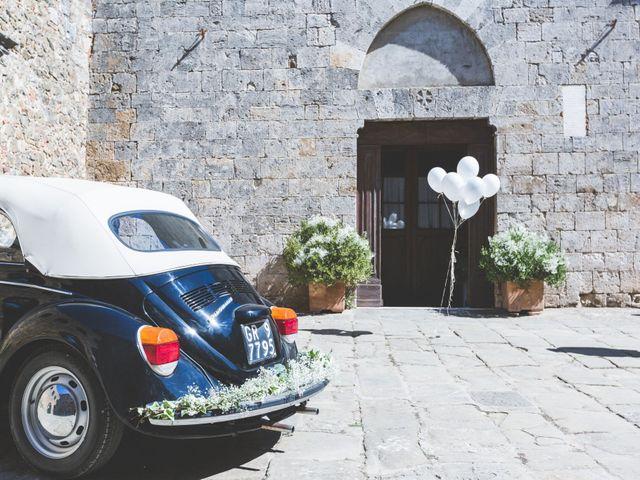 Il matrimonio di Alessio e Silvia a Manciano, Grosseto 45