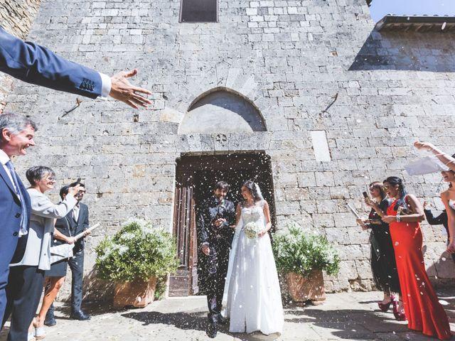 Il matrimonio di Alessio e Silvia a Manciano, Grosseto 46